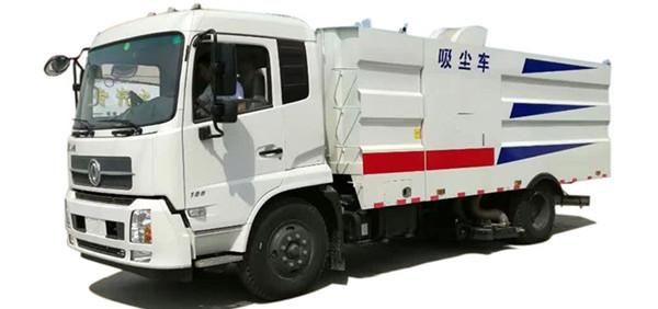 东风天锦吸尘车(7尘4水)技术参数价格