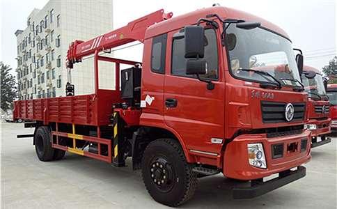 三一帕菲特(长兴)东风专用6.3吨8吨随车吊