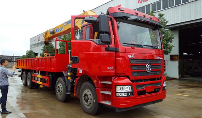 徐工(石煤)12吨14吨16吨陕汽德龙M3000随车吊